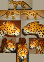 Leopard by Lobster-Ball