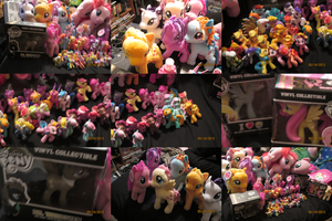 MLP collection -updated- by The-Shy-Violinist
