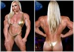 Muscle Barbie 2 by SuperGirlStrength