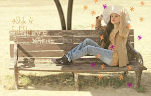 Fun stars at my pic !! by lovefreek