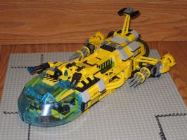 Multi Environment Research Vehicle by Taggerung1