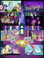 MLP top 15 S5 episodes (part 1) by PlunderBird