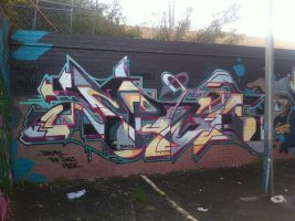 Spice 1 by PerthGraffScene