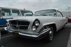 1962 Chrysler 300 Sport Coupe IX by Brooklyn47