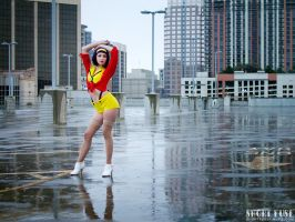 Dahlia Thomas as Faye Valentine [Short Fuse Pinups by Dahlia-Thomas
