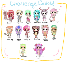 Challenge Collab OPEN! CLOSED by coolkatadopts