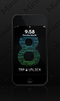 Minimal for iPod Touch+iPhone by Keablr