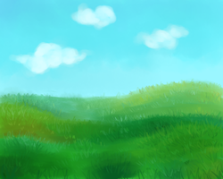 Landscape by Alisha-town