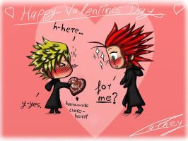 AkuRoku Valentines-Day 2012 by Cathey18