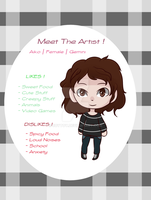 .: Meet The Artist - Aiko :. by 6oytoy