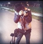 Taking photo by brokensticksorginalo