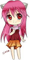 Nyu - Elfen Lied by Redlinks