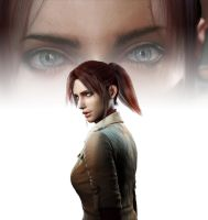 Claire Redfield by shad17