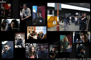 Birmingham devMeet Collage by cei-