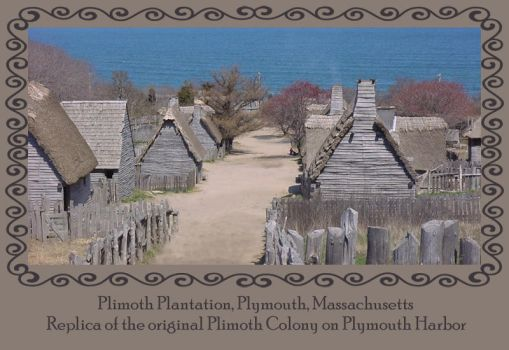 Plimoth Plantation banner by Linche