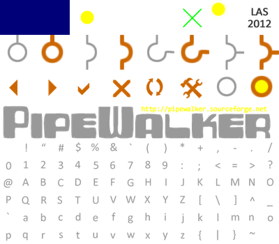 Pipewalker ARCPATH theme (0.9.3 or newer) by LauraSeabrook