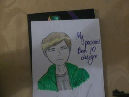 My OWN Ben 10 Style by therealkevinlevin