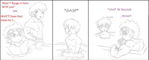 Perverted Thoughts Sketched by ryugaxryoga