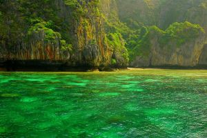 Maya Beach by Stephanie4