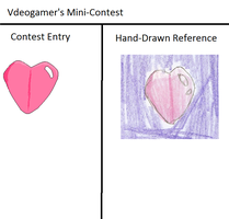 Entry to vdeogamer's Mini Art Contest by RMAfan101