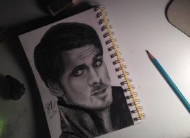 OUAT- Captain Hook by BrittanyAnnxOx
