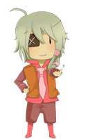 AOHC: Chibi Lennet by Aiaix