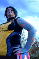 Borderlands 2 Maya Cosplay - Take a stand by sugarpoultry