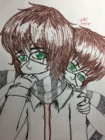 MORE CREEPZ (Homicidal Liu and Sully) by TerenaChen