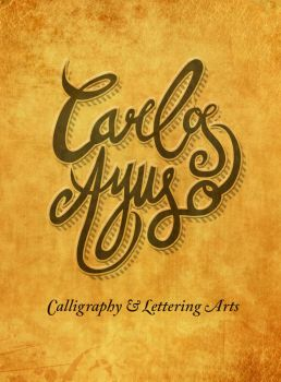 Calligraphy and Lettering Arts by creacioncontinua