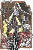 Pinhead by z0mbiEater81