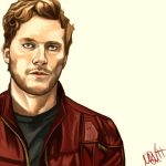 Star-lord by Dragonstomper48