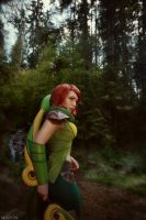 DotA 2 - WindRanger - Time for target practice by MilliganVick