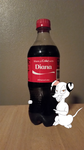 Share a Coke with Diana by Trey-Vore
