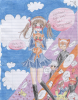 Fruits Basket Comic by MarikaGirl
