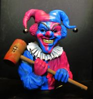 Carnival of Carnage LE Statue by mycsculptures