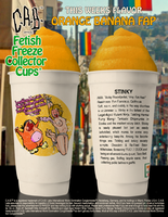 C.A.B. Collector Cups ~ Stinky by CeeAyBee