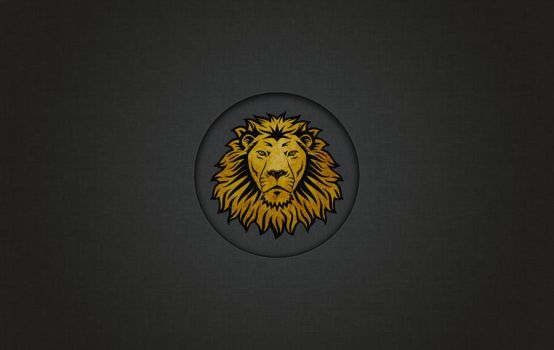 Lion Wallpaper by Macuser64