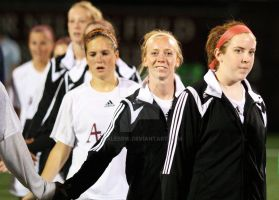 Auggie Women's Soccer 2007: 9 by calebrw