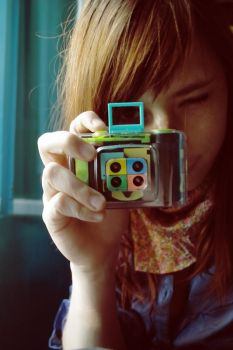 lomography by clumsymonster