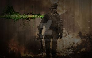 Call of Duty Modern Warfare 2 by stiannius