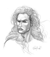 Glorfindel by Artigas