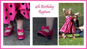 4th Birthday Rapture by MayEbony