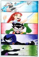 TeenTitans by Bel-Star