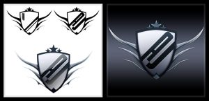 personal logo by ajratedr