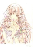 Chobits by macsy