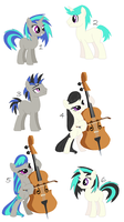 OctaviaXVinyl Scratch for Tazzy00 1 left by woofwoofsg1