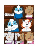 Bunny and Bear and the Lemonade - pg. 26 by JWthaMajestic