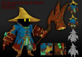 Black Mage by 31883milesperhour