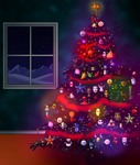 The Great Advent Tree by Destron23