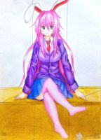 Touhou Project: Reisen Udongein Inaba by Darktrified